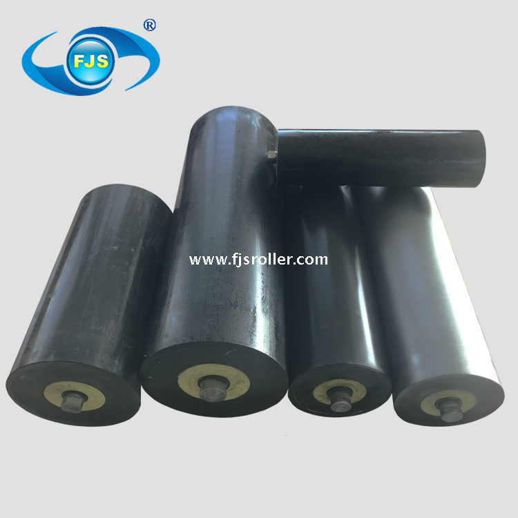 HDPE conveyor roller Product name and Coal Mining Industry Application UHMWPE conveyor roller