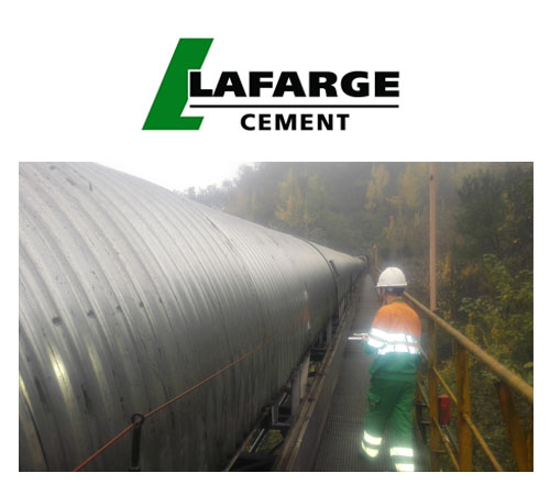 LafargeHolcim Cement - Low Noise Roller
